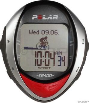 polar cs 400